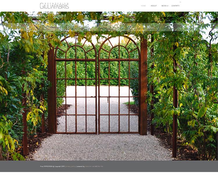 Giulia Fabris Garden Design