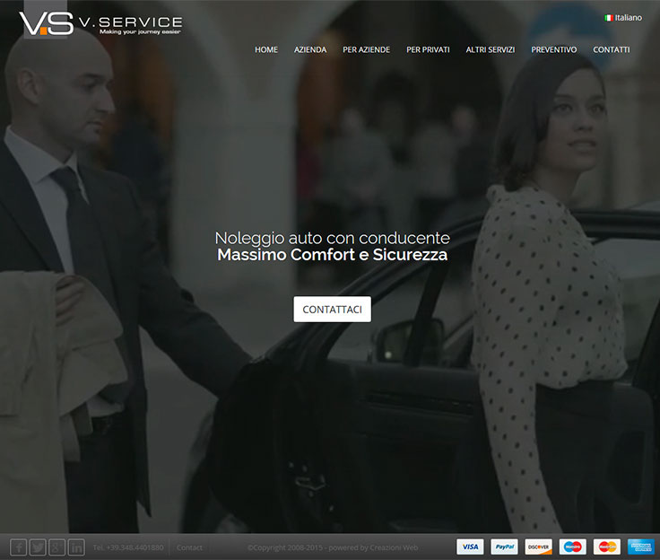 V. Service